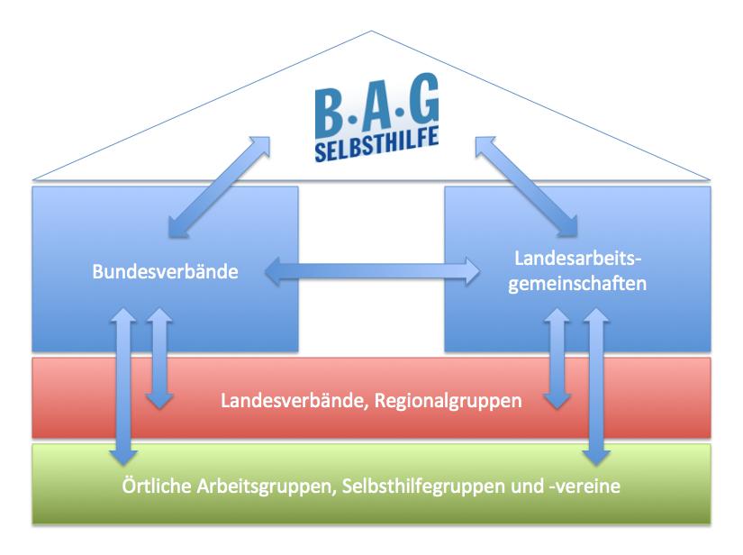 Netzwerk der BAG SELBSTHILFE